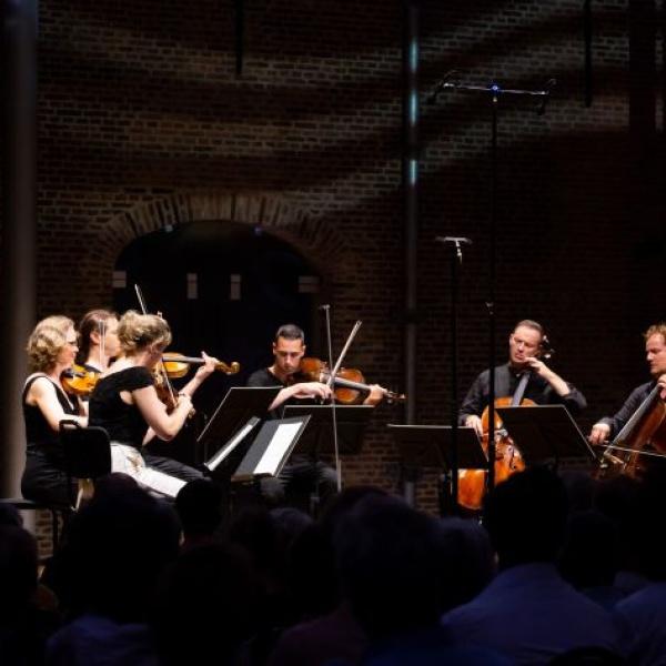 Opening Delft Chamber Music Festival -
