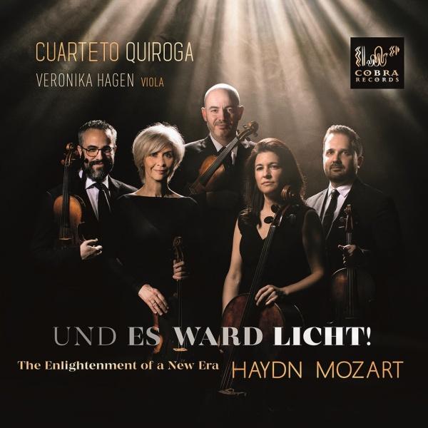 Cuarteto Quiroga en Viktoria Hagen - Und es ward Licht -