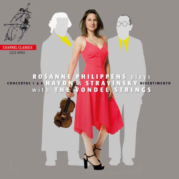 Rosanne Philippens plays Haydn & Stravinsky -